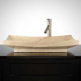 Travertine sink,Travertine basin