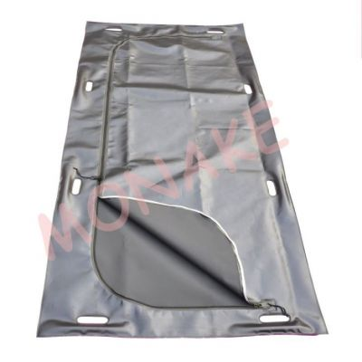 Chloride Free PEVA Body Bags With Built In Handles